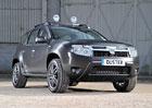 Dacia Duster Black Edition: Chlapácké SUV se vzhledem offroadu