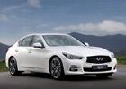 Infiniti Q50: Sportovní sedan s motorem Mercedes stojí 861 tisíc Kč