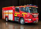 Scania: 100 let hasičských vozidel