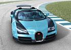 Bugatti Veyron Grand Sport Vitesse Wimille: Modro-modrá pocta slavnému závodníkovi