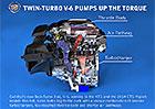 Cadillac představuje nový 3,6 V6 Twin Turbo pro CTS a XTS
