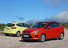 Ford C-Max: Méně výbavy za nižší cenu