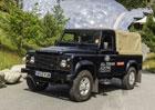 Land Rover zahájil testování elektrického Defenderu