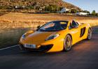 Honda a McLaren by mohly spolupracovat na sériových autech