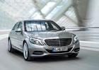Mercedes-Benz nabídne na přání head-up displej