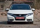 Honda Civic: S kombi přijde i facelift hatchbacku