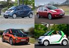 5 nejdostupnějších elektromobilů v Česku