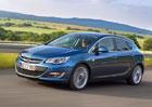 Opel Astra Smile: S benzinovou čtrnáctistovkou (64 kW) za 284.900 Kč