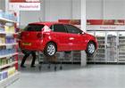 Reklamy, které stojí za to: VW Polo jako housky na krámě