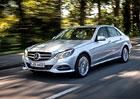Mercedes-Benz E 220 BlueTec má kombinovanou spotřebu jen 4,4 l/100 km