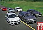 Šest kompaktů s turbodiesely: Reálné automobily snů