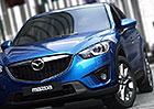Mazda: Malé SUV CX-3 má nejvyšší prioritu