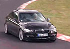 Video: Alpina B3 Touring, superrychl� kombi u� jezd� po Severn� smy�ce