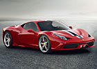 Ferrari 458 Speciale: Scuderia verze Italie má 605 koní