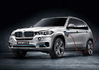 BMW Concept5 X5 eDrive: T�et� mnichovsk� plug-in model bude SUV