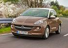 Prcek na plyn: Opel Adam s tovární přestavbou LPG