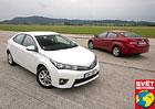 Hyundai Elantra 1.6 vs. Toyota Corolla 1.6