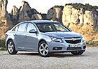 Prodeje malých a kompaktních Chevroletů stouply o 229 %
