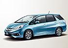 Honda Fit Shuttle: Facelift pro mal� japonsk� kombi