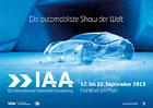 Autosalon Frankfurt 2013 – Speciální příloha Auto.cz