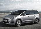 Další novinky Peugeotu: Facelift pro 3008 a 5008
