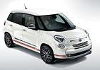 Fiat 500L Mopar: Spousta příslušenství pro malé MPV