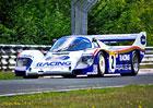 Neporažený rekordman Stefan Bellof má zatáčku na Nürburgringu