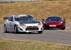 Video: Toyota GT86 Turbo je rychlej�� ne� McLaren MP4-12C