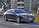 Video: Mercedes-Benz S 65 AMG spatřen bez maskování