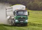 Zemědělský tahač Tatra na výstavě Země živitelka 2013