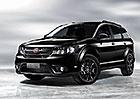 Fiat Panda 4x4 Antartica a Freemont Black Code: Ji� brzy v ter�nu