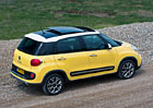Fiat 500L Trekking: V Česku od 399.900 Kč
