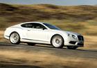 Bentley Continental V8 S: Více síly pro kupé i kabriolet