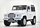 Startech Land Rover Defender: Tuning do lesa