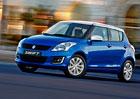 Suzuki Swift Style: Dvoubarevný lak jenom za 4.000 Kč