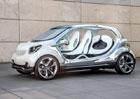 Smart Fourjoy: Vize čtyřmístného mini