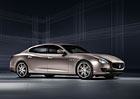 Maserati Quattroporte Ermenegildo Zegna: Vymazlená limitka pro IAA
