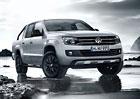 Volkswagen Amarok Dark Label: Černá edice se ukáže ve Frankfurtu
