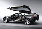 Opel Monza je hybrid s tříválcem na CNG