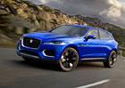 Jaguar C-X17: Hliníková revoluce přijde v roce 2015