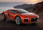 Audi nanuk quattro concept: Ter�nn� skorolambo m� V10 TDI