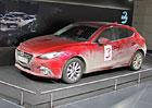 Mazda 3, která do Frankfurtu přijela z Hirošimy: První dojmy