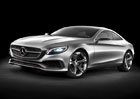 Mercedes-Benz S Coupé nabídne luxus i emoce (video)