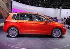 Volkswagen Golf Sportsvan ve Frankfurtu: První dojmy a video