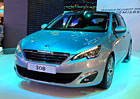 Peugeot 308 ve Frankfurtu: První dojmy