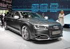 Audi A8 ve Frankfurtu: Prvn� dojmy a video