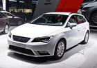 Seat Leon Ecomotive a TGI: Svižně a levně