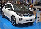 BMW i3 ve Frankfurtu: První dojmy a video
