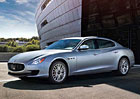 Maserati Quattroporte Diesel zná svou cenu (aktualizováno)
