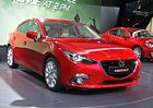 Mazda 3 rozproudí boje kompaktů již na podzim (video)